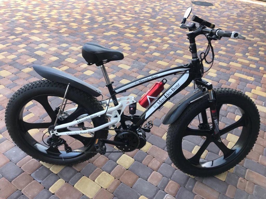 fat bike and bafang bbd hd