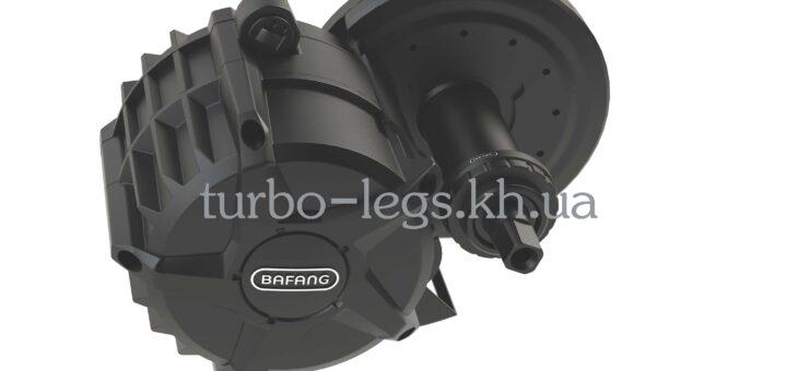 Компания Bafang анонсировала запуск производства нового кареточного мотора Bafang MM G321