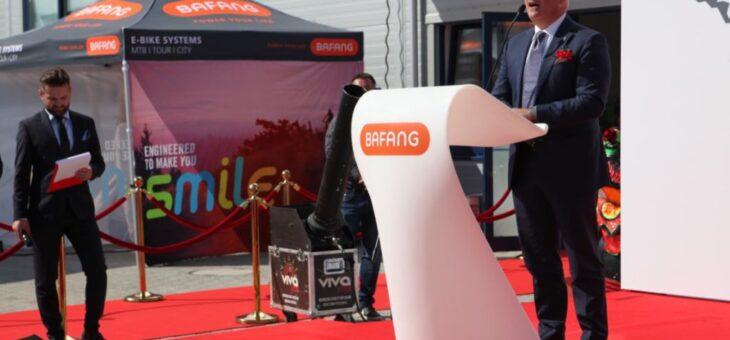 Компания Bafang расширяет свое присутствие в Европе